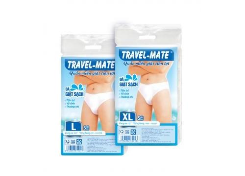 Quần lót tiện lợi Travel-Mate Nam