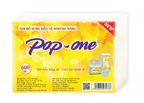 Bao bổ sung Pop-one 600 tờ